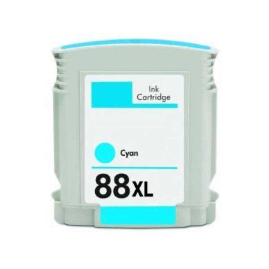 HP C9391A (88) - kompatibilní - Cyan velkoobjemová(031-03401)