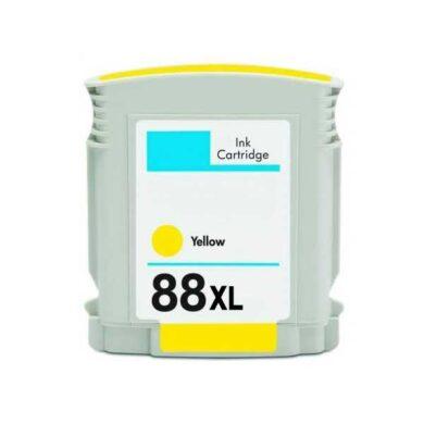 HP C9393A (88) - kompatibilní - Yellow velkoobjemová(031-03403)
