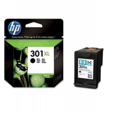 HP CH563E (301XL) - originální - Černá velkoobjemová na 480 stran(031-03432)
