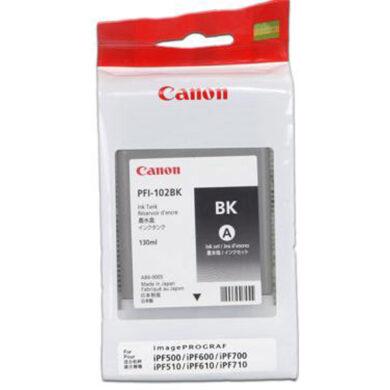 Canon PFI-102Bk - originální - Černá(031-03470)