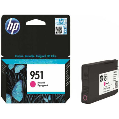 HP CN051A (951) - originální - Magenta na 700 stran(031-03798)