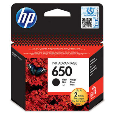 HP CZ101AE (650) - originální - Černá na 360 stran(031-03960)