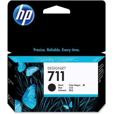 HP CZ129A BK (no.711) pro T120/T520 ink.38ml - originální(031-04180)