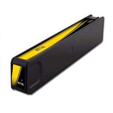 HP CN628AE (971XL) - kompatibilní - Yellow velkoobjemová na 6600 stran(031-04208)
