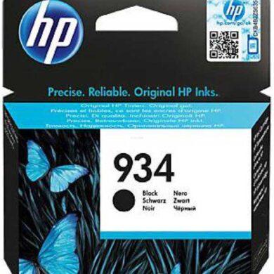 HP C2P19AE (934) - originální - Černá na 400 stran(031-04230)