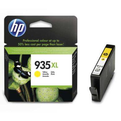 HP C2P26AE (935XL) - originální - Yellow velkoobjemová na 825 stran(031-04237)