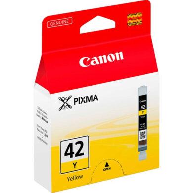 Canon CLI-42Y - originální - Yellow na 284 stran(031-04273)