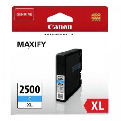 Canon PGI-2500XL C - originální - Cyan velkoobjemová na 1755 stran(031-04311)