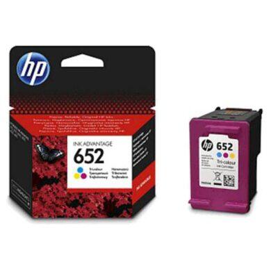 HP F6V24AE (652) - originální - Barevná na 200 stran                            (031-04331)