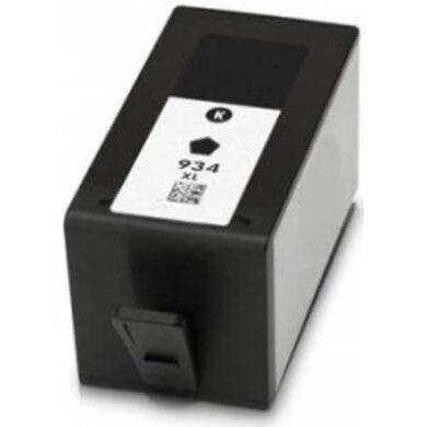 HP C2P23AE (934XL) - kompatibilní - Černá velkoobjemová na 1000 stran(031-04430)