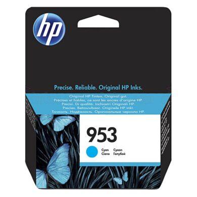 HP F6U12AE (953) - originální - Cyan na 700 stran(031-04461)