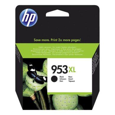 HP L0S70AE (953XL) - originální - Černá velkoobjemová na 2000 stran(031-04465)