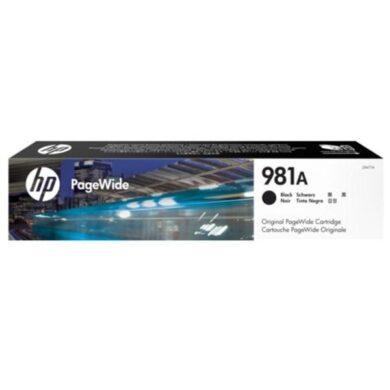 HP J3M71A BK (no.981A) pro MFP586 ink black(031-04650)