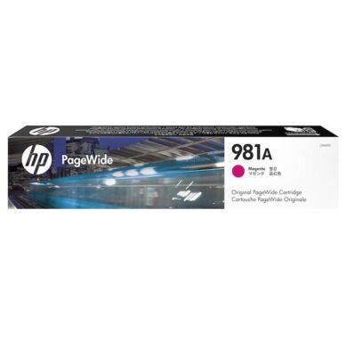 HP J3M69A MA (no.981A) pro MFP586 ink magenta(031-04652)