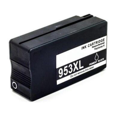 HP L0S70AE (953XL) - kompatibilní - Černá velkoobjemová na 2000 stran(031-04700)