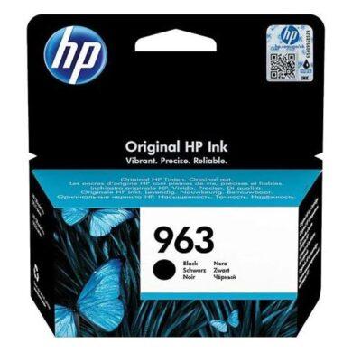 HP 3JA26A BK (no.963) pro OJ 9010/13 9620/23  black(031-04810)