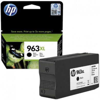 HP 3JA30A BK (no.963XL) pro OJ 6950/6960/6970 bkack(031-04815)
