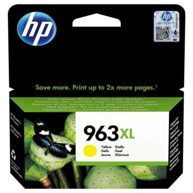 HP 3JA29A YE (no.963XL) pro OJ 9010/13 9620/23 yellow(031-04818)
