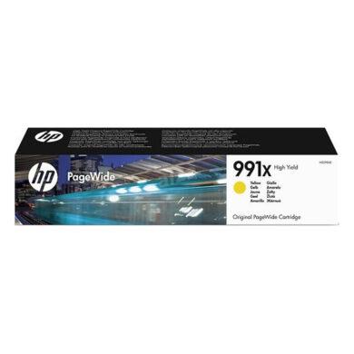 HP M0J98A YE (no.991X) ink 16k pro PW 750/772/777 yellow(031-04828)