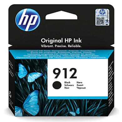 HP 3YL80A BK (no.912) pro OJ8013/OJ8023 black(031-04850)