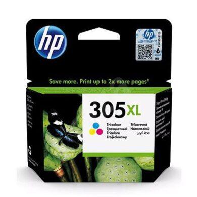 HP 3YM63A col (no.305XL) ink 200str. pro DJ4120/4122/4130(031-04871)