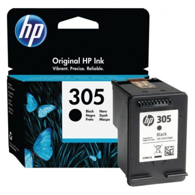 HP 3YM61AE BK (no.305) ink 120str. pro DJ4120/4122/4130(031-04872)