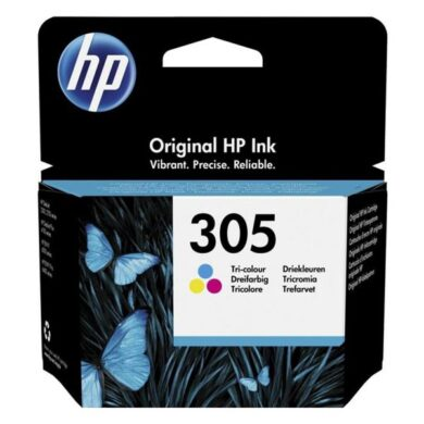 HP 3YM60AE col (no.305) ink 100str. pro DJ4120/4122/4130  (031-04873)