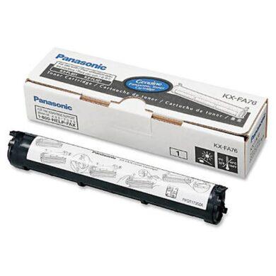 Panasonic KX-FA76 toner pro fax KX-FL501 - originální(041-00310)