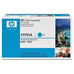 HP C9721A (641A) - originální - Cyan na 8000 stran