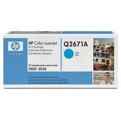 HP Q2671A (309A) - originální - Cyan na 4000 stran