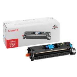 Canon Cartridge 701 Cy - originální - Cyan velkoobjemová na 4000 stran