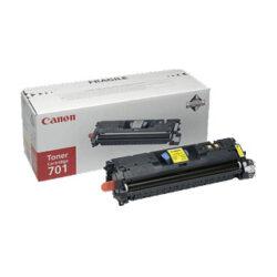 Canon Cartridge 701 Ye - originální - Yellow velkoobjemová na 4000 stran