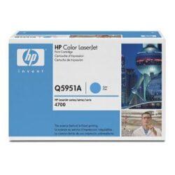 HP Q5951A (643A) - originální - Cyan na 10000 stran