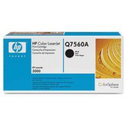 HP Q7560A (314A) - originální - Černá na 6500 stran