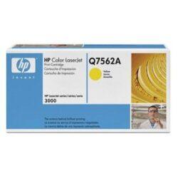 HP Q7562A (314A) - originální - Yellow na 3000 stran