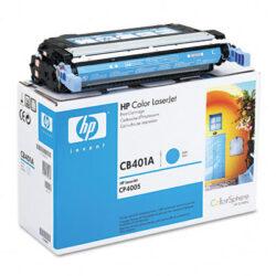 HP CB401A (642A) - originální - Cyan na 7500 stran