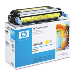 HP CB402A (642A) - originální - Yellow na 7500 stran