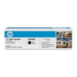 HP CB540A (125A) - originální - Černá na 2200 stran