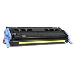 HP Q6002A (124A) - kompatibilní - Yellow na 2000 stran