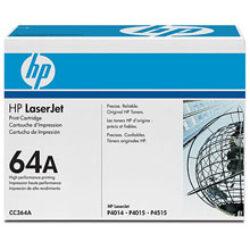 HP CC364A (64A) - originální - Černá na 10000 stran
