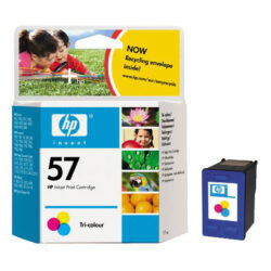 HP C6657A (57) - originální - Barevná na 391 stran
