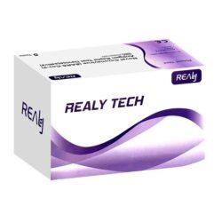 Antigenní test ze slin na COVID-19 – balení 5 ks (Realy Tech)(180-00100)